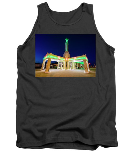 Route 66 Tower Conoco #2 Tank Top