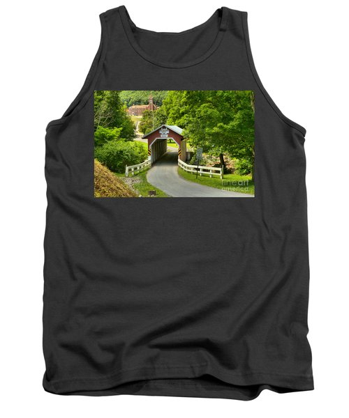 Route 812 Covered Bridge Tank Top