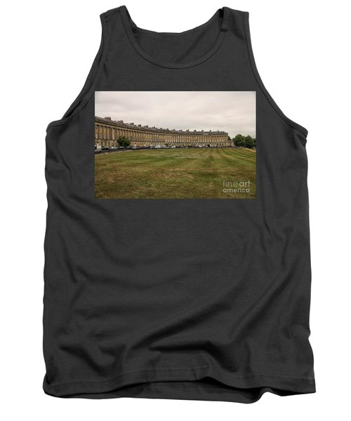 Royal Crescent In Bath Tank Top