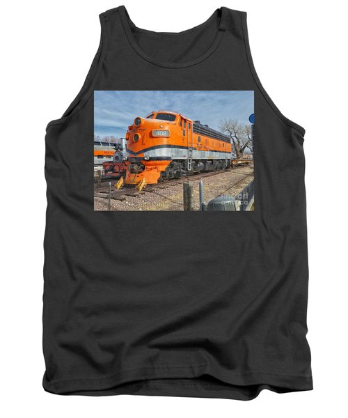 Royal Gorge Route 402 Tank Top