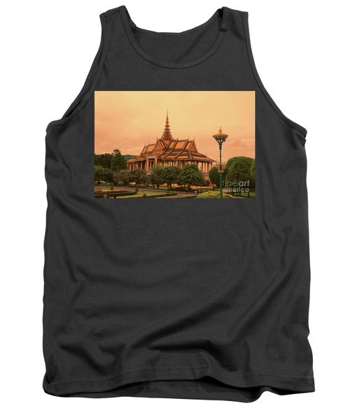 Royal Palace Architecture  Tank Top