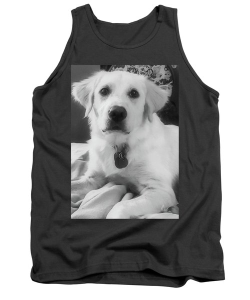 Tank Top featuring the photograph Ruby by Bruce Carpenter