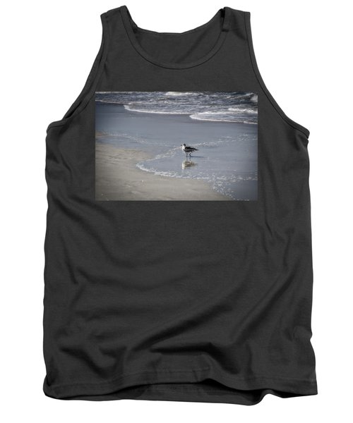 Ruffled Feathers Tank Top