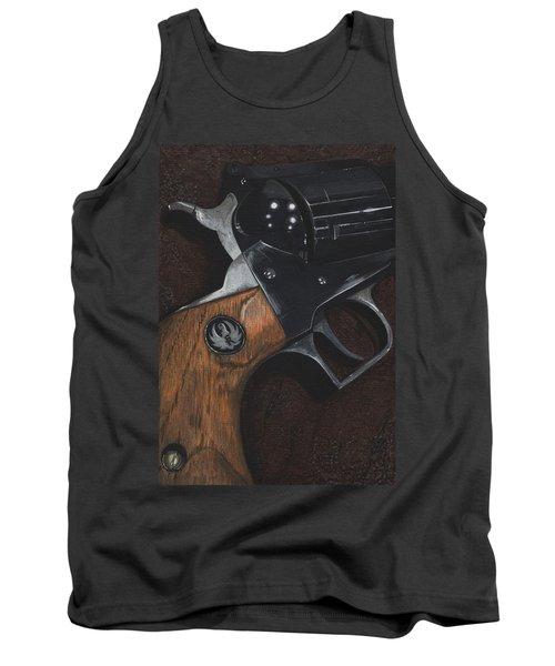 Ruger 44 Magnum Super Blackhawk Revolver Tank Top