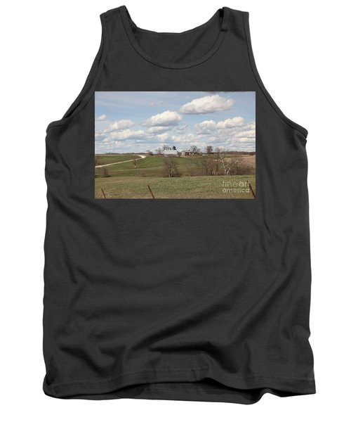 Rural Randolph County Tank Top