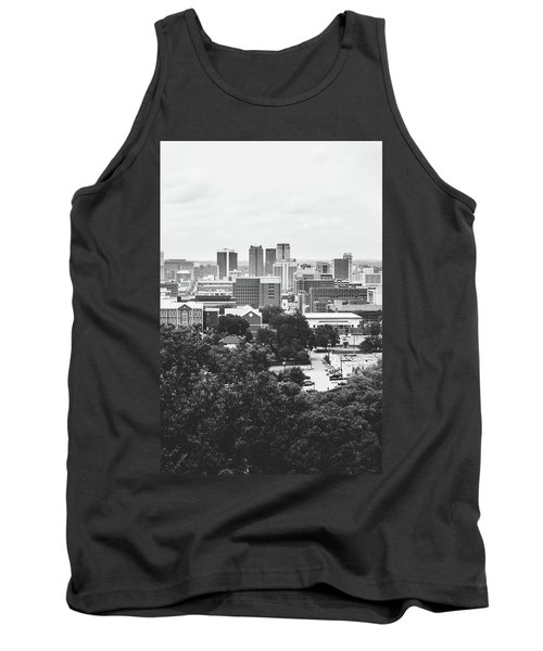 Tank Top featuring the photograph Rural Scenes In The Magic City by Shelby Young