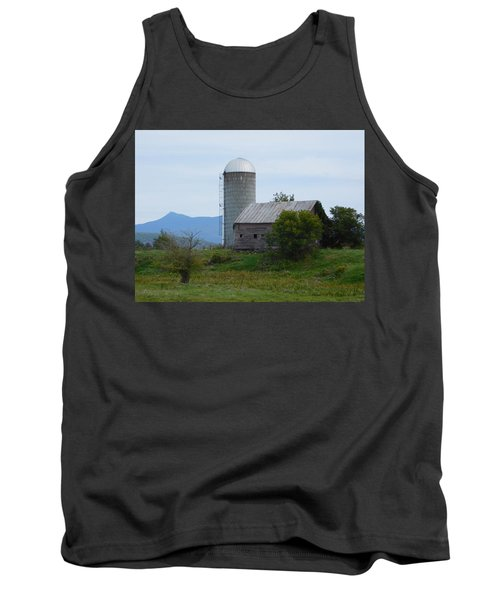 Rural Vermont Tank Top by Catherine Gagne