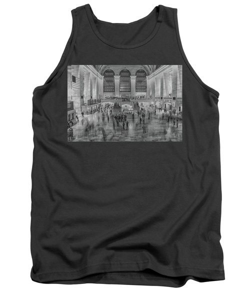 Rush Hour Grand Central St Tank Top