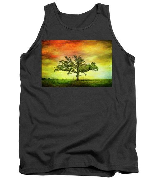 Rushford Tree On 43 Tank Top