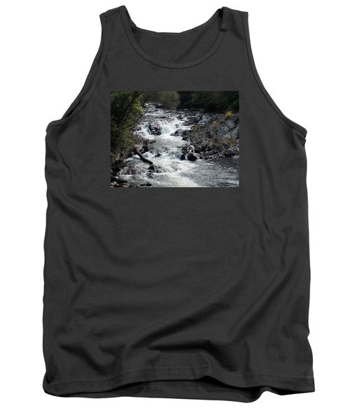 Rushing Water Tank Top by Catherine Gagne