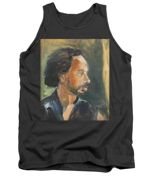 Russell Tank Top by Daun Soden-Greene