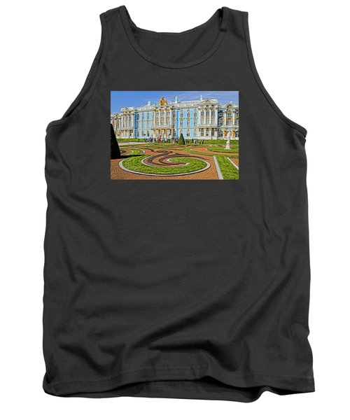 Russian Palace Tank Top