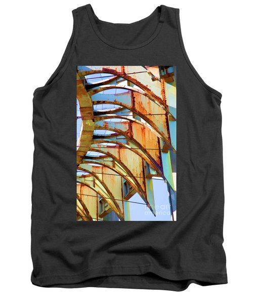 Rust Pavilion World's Fair 1964 Ny Tank Top