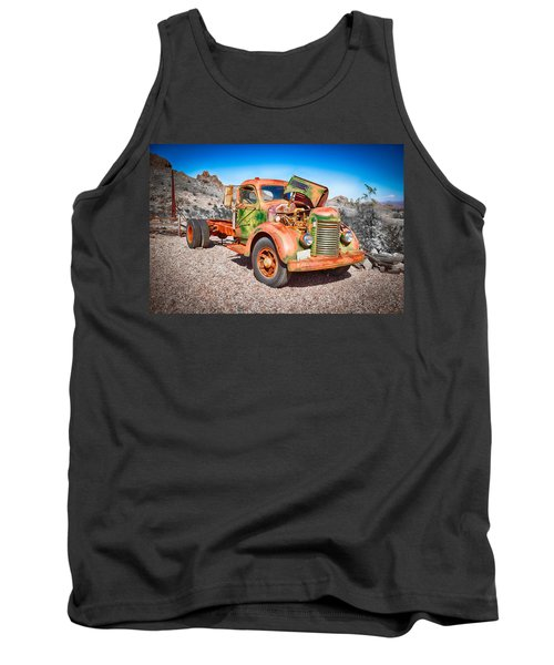 Rusted Classics - The International Tank Top