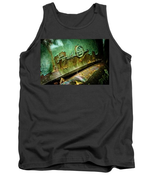 Rusted Ford Tank Top