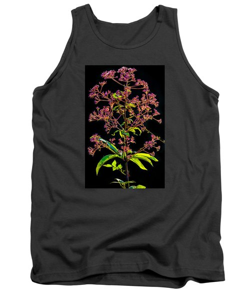 Tank Top featuring the photograph Rustic Weed by Brian Stevens