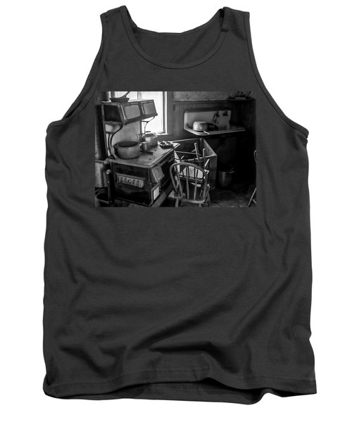 Rusting Pots And Pans, Bodie Ghost Town Tank Top