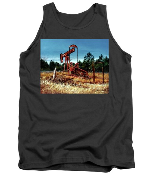 Rusty Pump Jack Tank Top