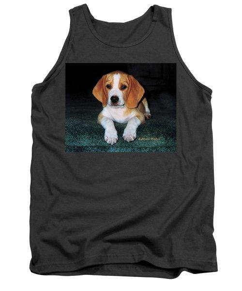 Rusty Puppy Tank Top