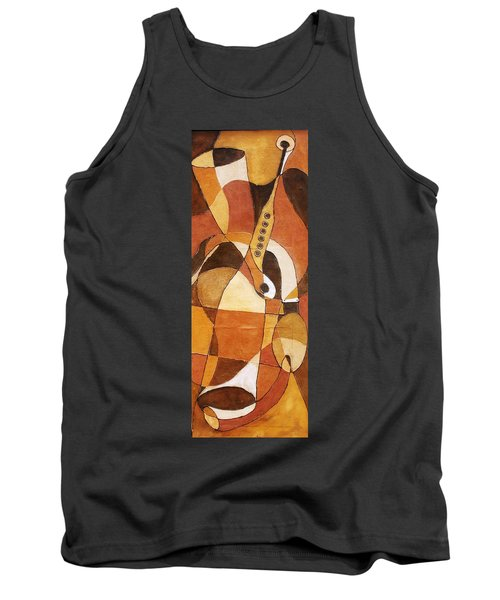 Rythm Of Unity Tank Top by Bankole Abe