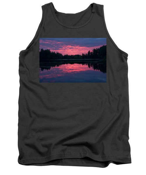 Sabao Sunset 01 Tank Top