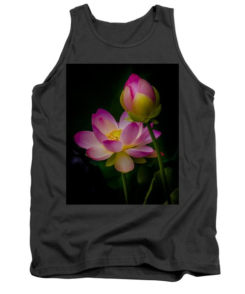 Sacred Water Lily 4 Tank Top