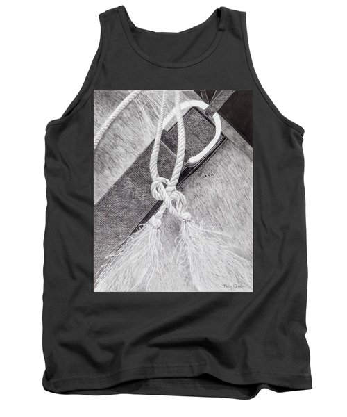 Saddle Strap Tank Top