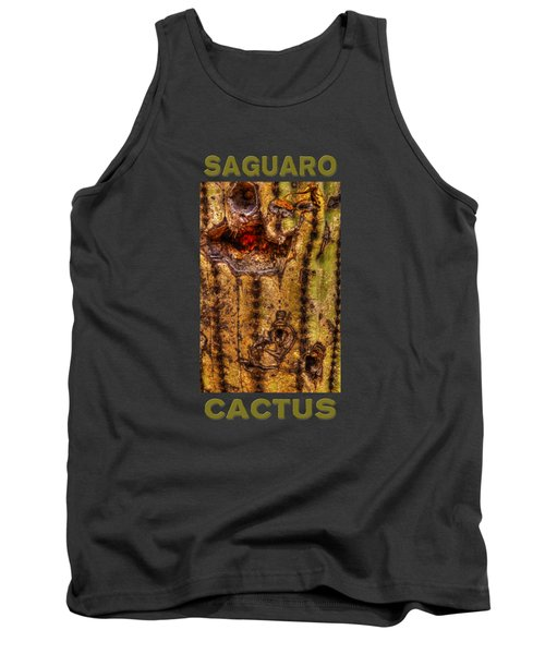 Saguaro Detail No. 18 Tank Top