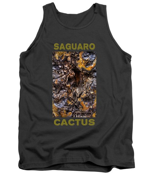 Saguaro Detail No. 19 Tank Top