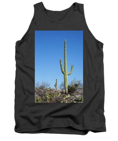 Saguaro National Park Arizona Tank Top