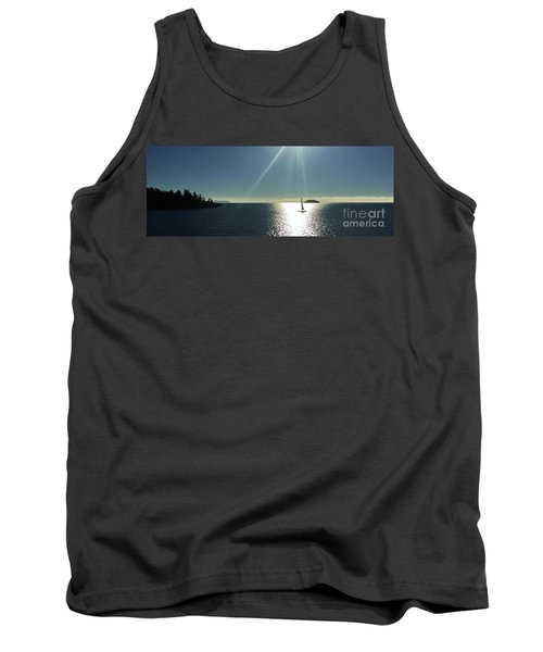 Sail Free Tank Top by Victor K