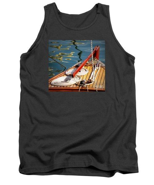 Sailing Dories 4 Tank Top
