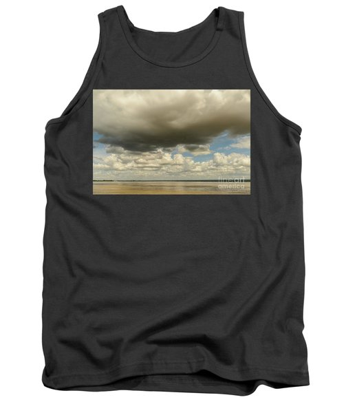 Tank Top featuring the photograph Sailing The Irrawaddy by Werner Padarin