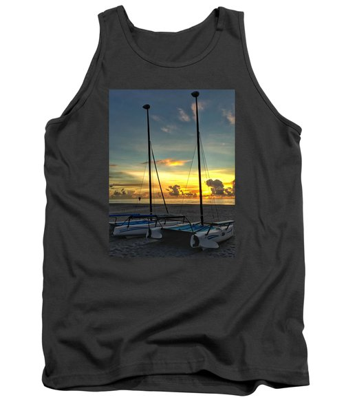 Sailing Vessels  Tank Top
