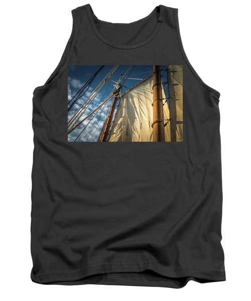 Sails In The Breeze Tank Top