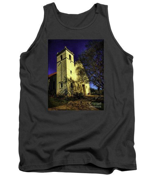 Saint Johns Two Tank Top by Ken Frischkorn