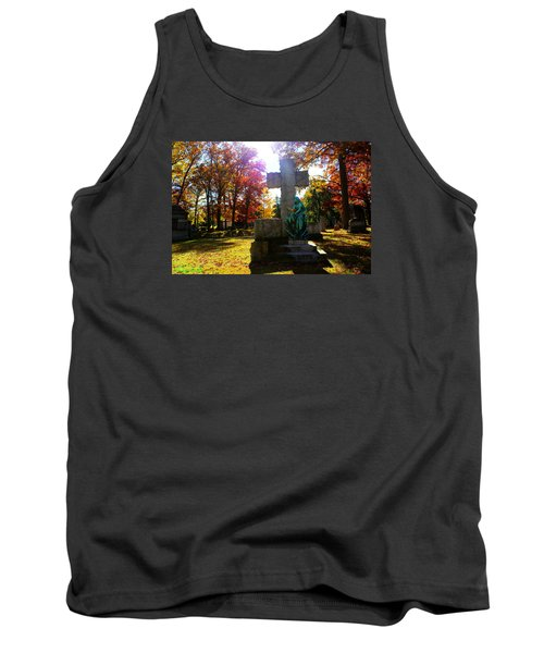 Tank Top featuring the photograph Saint Mary by Michael Rucker