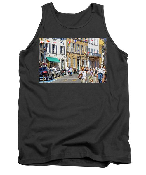 Saint Tropez Moment Tank Top