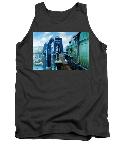 Saltash Bridge. Tank Top