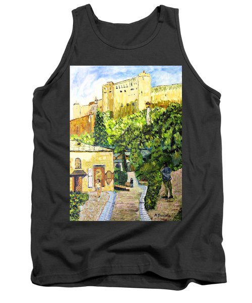 Saltzburg Tank Top by Michael Daniels