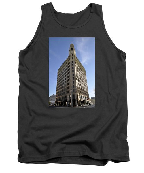 San Antonio Building 2 Tank Top