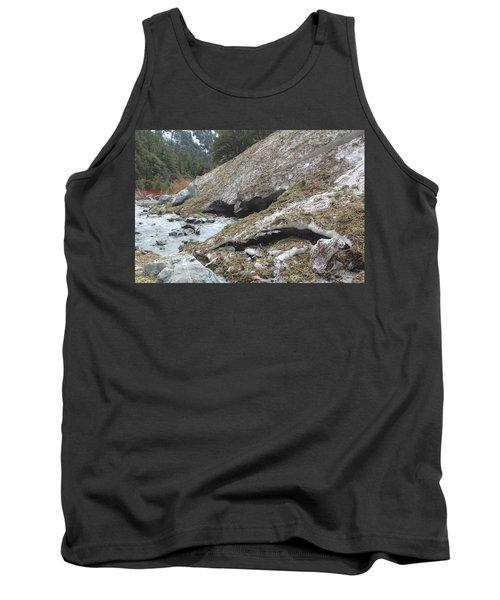 San Antonio Glacier Tank Top
