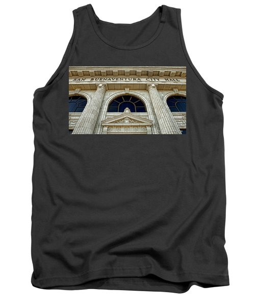 San Buenaventura City Hall Tank Top