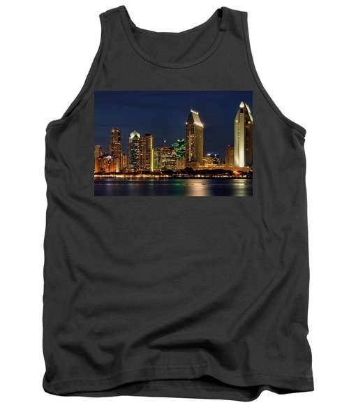 San Diego Night Tank Top