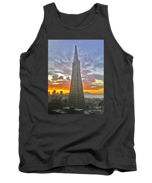 San Francisco Pyramid Tank Top