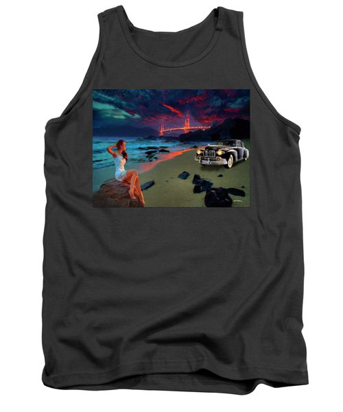 San Francisco Sunrise Tank Top