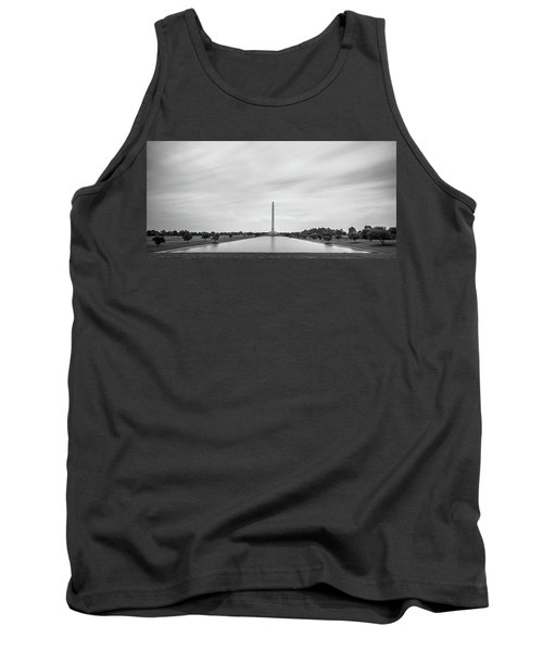 San Jacinto Monument Long Exposure Tank Top