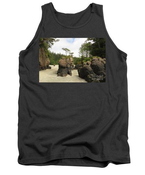 San Josef Stacks Tank Top