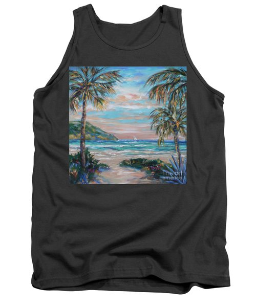 Sand Bank Bay Tank Top