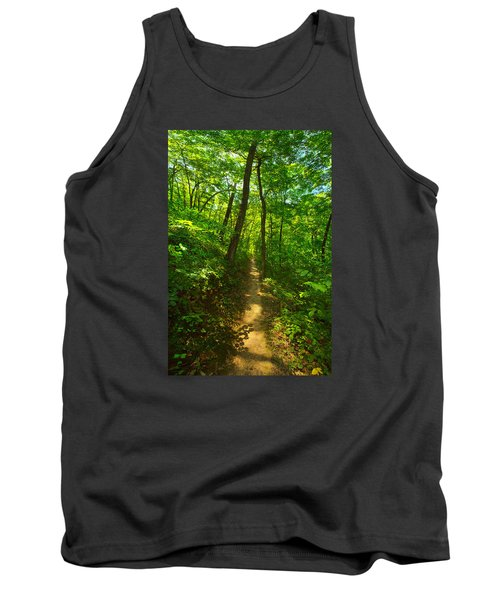 Sand Cave Trail Tank Top by Phil Koch